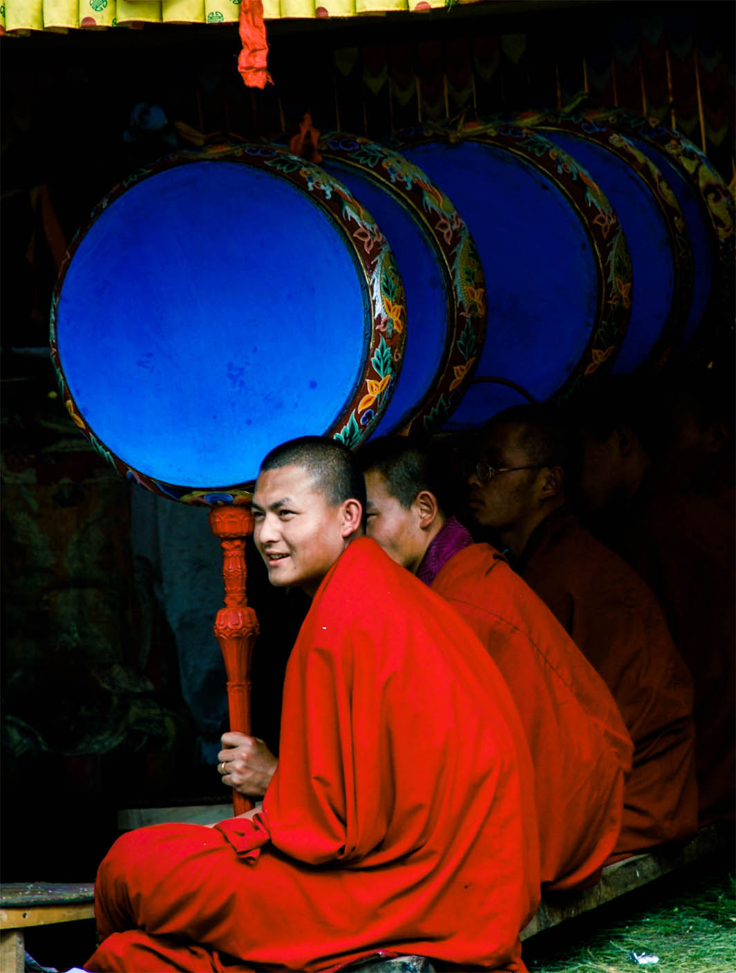 Monk, India Monk, monk photography, Bhutan People, Potrait Photography, People, Indian wonems, Smile