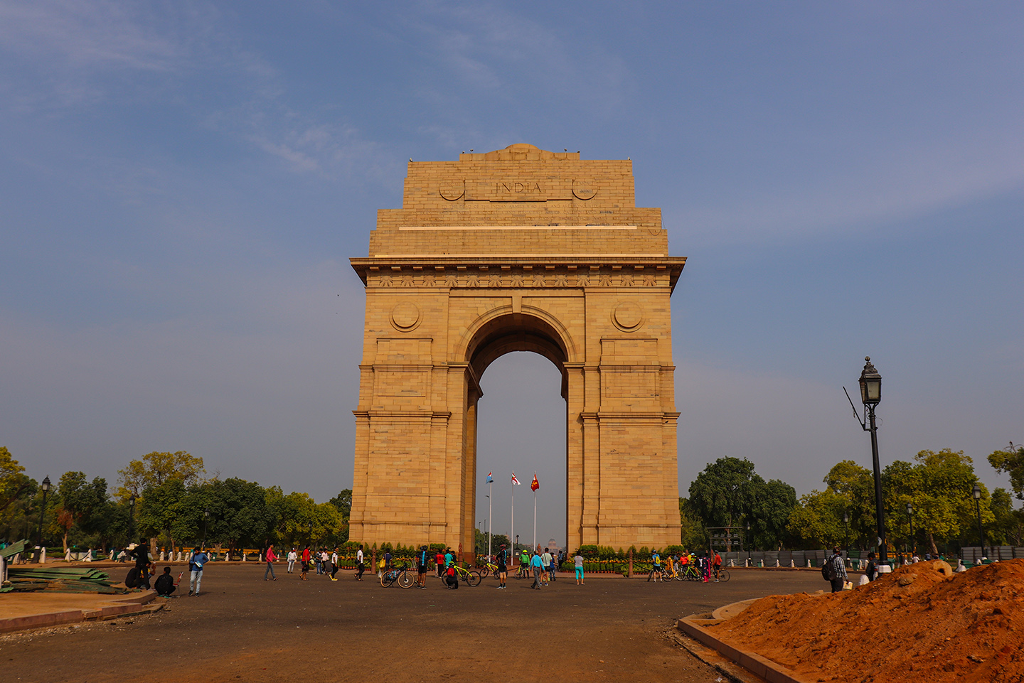 India Gate, New Delhi, Bahai House, Delhi monuments
